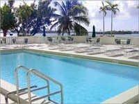 Island Terrace Pool
