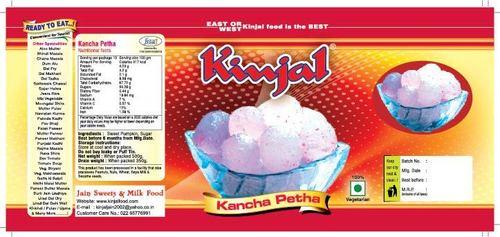 Kancha Petha Tin Packing 500 Grms