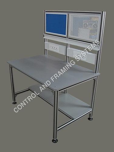 Aluminium ESD Tables