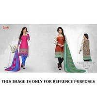 Unstitched Cotton Dress Materials