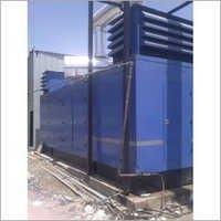 Vibration Free Acoustic Enclosure