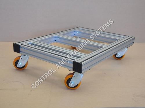 Foldable Load Trolley