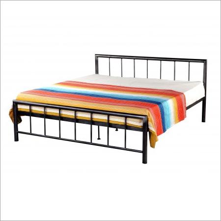 Designer Metal Bed