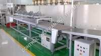 SS Mesh Belt Conveyor