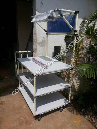 ABS Pipe Work Table And Trolley