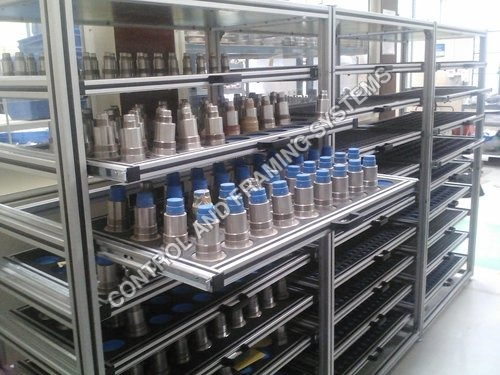 Component Storage Rack