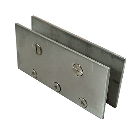 Stainless Steel Glass Joint Clamps