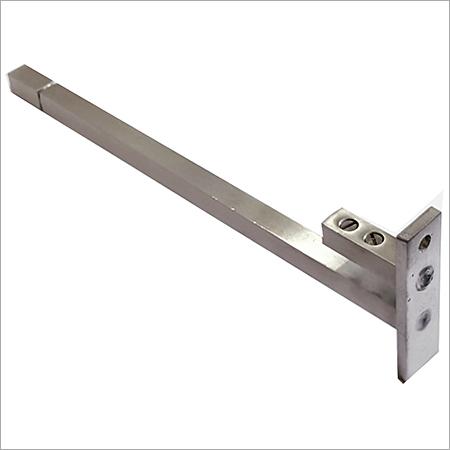 Stainless Steel F Type Glass Bracket