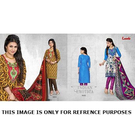 Cotton Dress Materials Wholesale