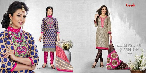 Lado Cotton Dress Wholesale