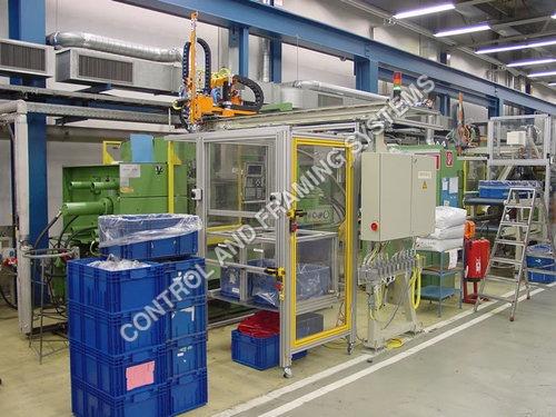 Factory Machine Frame