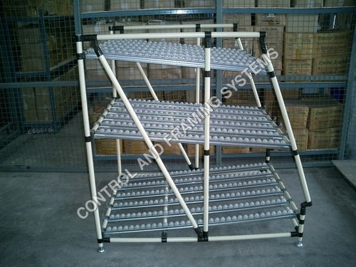 Pipe and Joint Fifo Rack