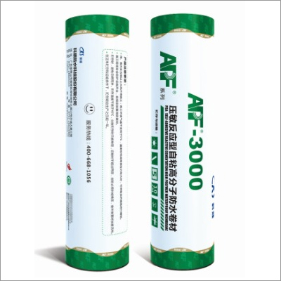 PSA adhesive high polymer waterproof membrane