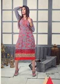 Marvella Georgette Kurti Catalogue