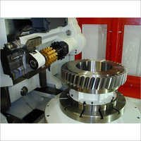 Cnc Gear Hobbing Cutting Machine