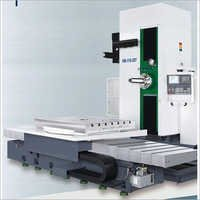 CNC Horizontal Turning Boring And Milling Machine