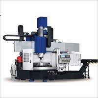CNC Vertical Turning Boring And Milling Machine