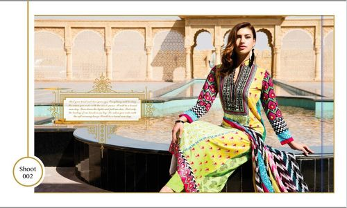 Salwar Kameez Materials Catalog
