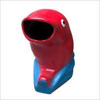 Fish Dustbin