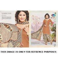 Rani Sunday Patiyala Dress Materials