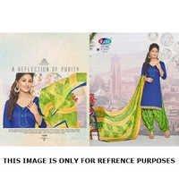 Latest Patiyala Dress Materials