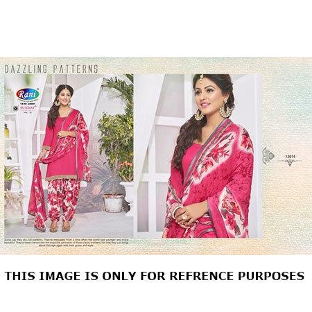 Patiyala Dress Wholesale