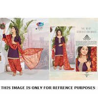 Unstitched Patiyala Dress Wholesale