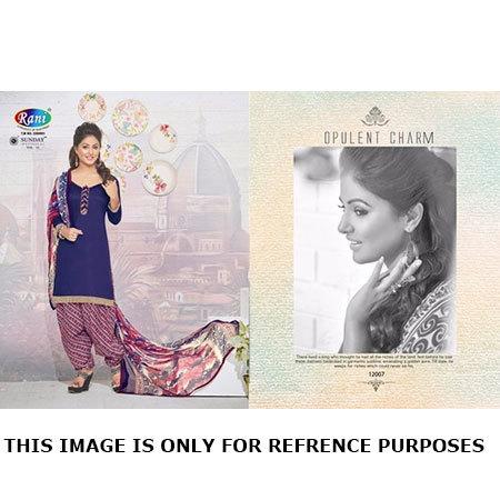 Latest Patiyala Dress Materials Catalog