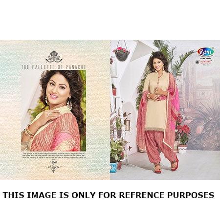 Latest Patiyala Dress Catalog