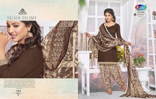 Patiyala Dress Materials Jetpur