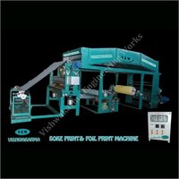 Foil Printing Transfer Machine