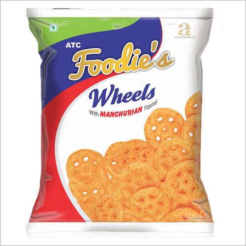 Masala Wheels Fryums