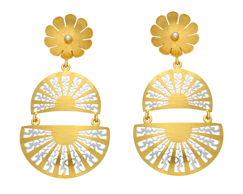 Italian Earrings