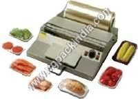 Punnet Wrapping Sealing Machine