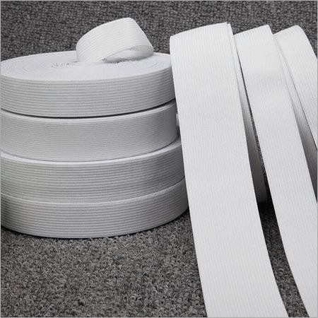Plain Polyester Elastic Tape