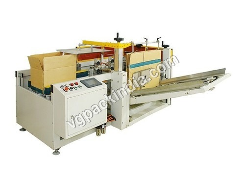 VG Carton Erecting Machine