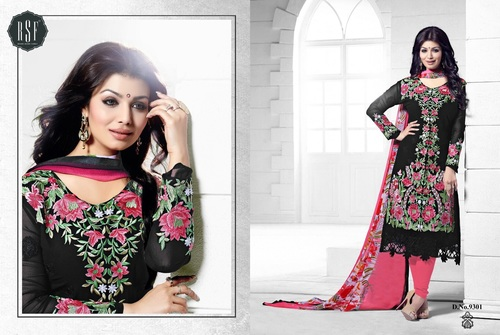 Latest Neck Design Salwar Kameez Catalog