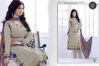 Party Wear Neck Design Salwar Kameez