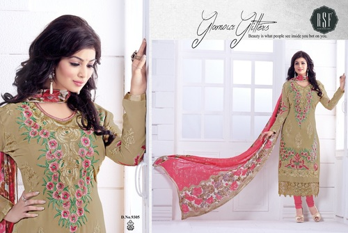 Salwar Kameez Neck Design Catalogue