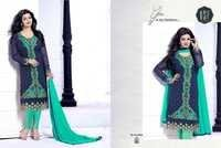 Latest Neck Design Salwar Kameez Materials