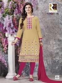 Embroidery Cotton Dress Materials