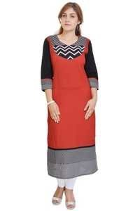 New Long Cotton Kurti