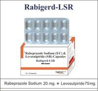 Rabeprazole 20 + Levosulpiride (S.R) 75