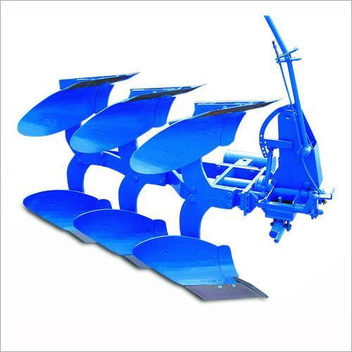 Three Furrow Mechanical Reversible Plough