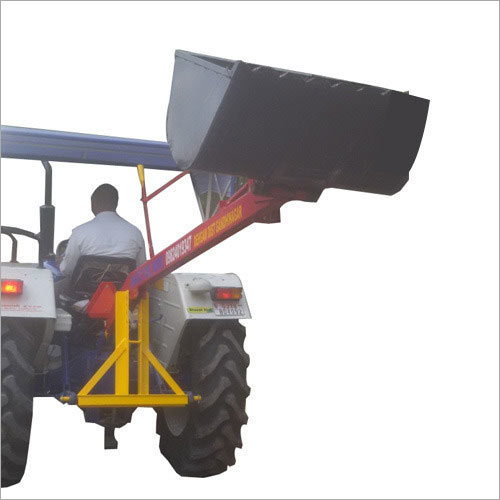 Tractor Back Rear Loader
