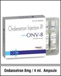 Ondansteron 8 mg/2 ml