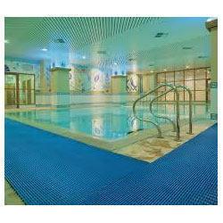 Swimming pool mats
