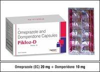 Omeprazole 20 + Domeperidone 10