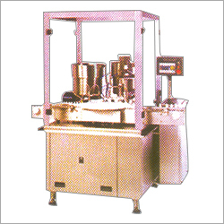 Automatic Filling-Plugging Capping Machine
