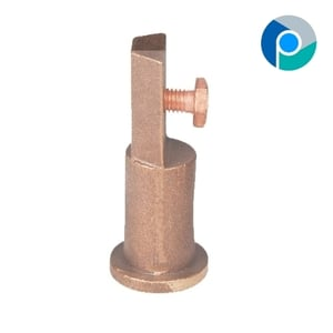 Brass Rod To Tape Coupling